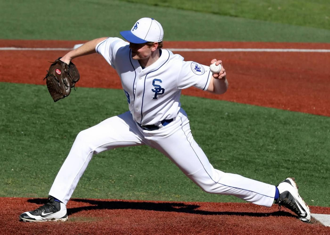 Baseball superstar, Will Rahlman'17 , has been on fire this season as he leads the Panthers from the mound. Rahlman '17 will play at Chapman University next year.