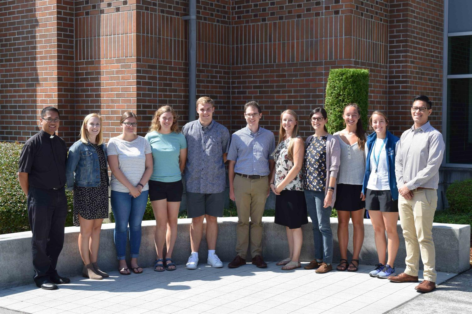 New Faculty/Staff Profiles 2017-18