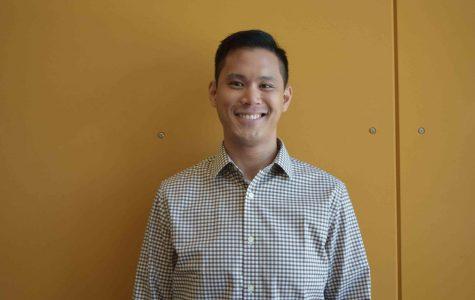 Faculty/Staff Profile: Mr. James Antonio, SJ